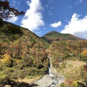 赤水の滝全景